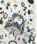Once upon a Horror-Alice in wonderland alice falls by ScorpionsKissx
