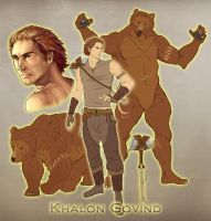 Khalon Govind by LuckySquid