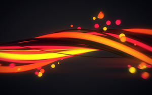 Glowing Ropes by Passiert