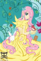 MLP - Fluttershy by mind-crash