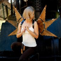 Steampunk Icarus Wings MK2 by steampunk22