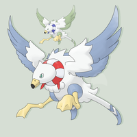 Fakemon Seagale by mssingno