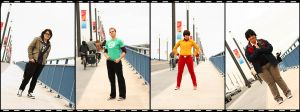 The Big Bang Theory cosplay by XMenouX