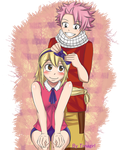 Ribbon (Day 3) - Nalu week FT by Timagirl