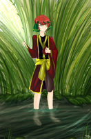 Ancient Egypt Kyle .-. by Martyna-Chan