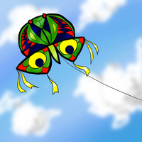 Mantis Kite by Zerochan923600