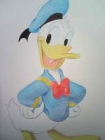 Donald Duck by bsmoov25