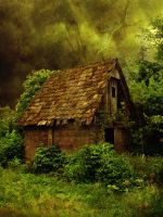 Little cottage by thescreamingid