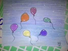 Balloons by 9-AmBeR-6
