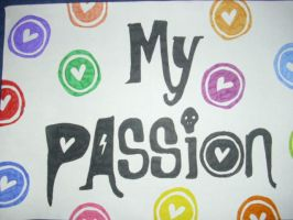 My Passion by KirstyNoir