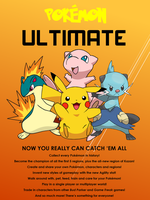 Pokemon: Ultimate Cover by BudCharles