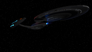 Praetorian Class Battle Cruiser by Marksman104
