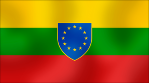 Alt. Lithuanian flag by AY-Deezy