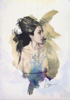 watercolor effect by thegraphicarts