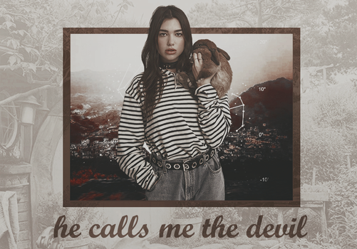 +HeCallsMeTheDevil+ by ThousandsOfColors