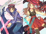 X AND Y by Sychandelic