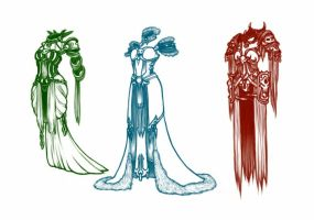 Warcraft Couture by Dy-Pencil