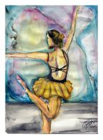 Reprise - Ballerina Collection by SladeFaust