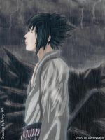 Sasuke :Sad by Lord-Nadjib