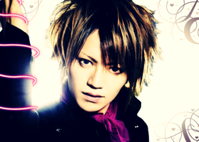 Shou_White Background by Butterfly386