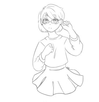 Ropa Lineart by HaleyxH