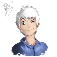 Jack Frost by DBSanches