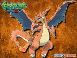 Mega Charizard Y by HenshinGeneration