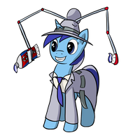 Inspector Brushie by Redquoza