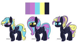 DTA - Palette Pegasus Adopts - CLOSED by Neoceltia