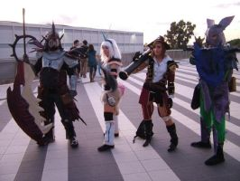 Monster Hunter Group Romics 09 by Stex85
