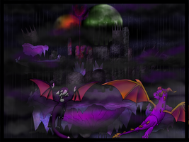 CE: Spyro's Kingdom by DragonHT