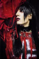 DIR EN GREY: a distorted picture of cruelty by aibashi