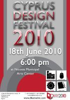 DESIGN FEST. Poster by batucy
