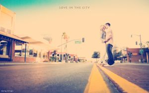 Love in the City by BragaDarly