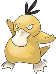 Psyduck by Xous54