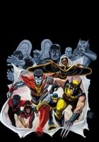 MM Uncanny X-men 1 by DeanWhite