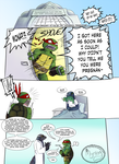 TMNT - Childhood Trauma by Myrling