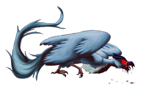 Infected Articuno