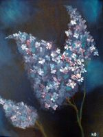 Lilacs by HungryxHungryxHippos