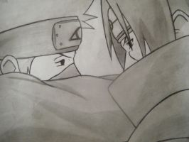 itachi vs kakashi 2 by Anime019se