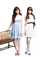Seohyun and Sooyoung (SNSD) png [render] by Sellscarol