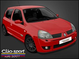 Renault Clio RS Trophy by nokdesigns