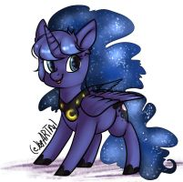 Luna (Chubby) by JunoMaussi