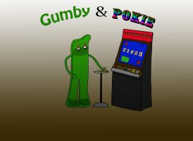 Gumby and Pokie by Mrharleyquinn