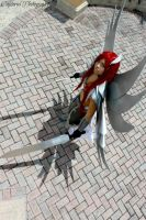 Fairy Tail: Titania the Fairy Queen by xXSnowFrostXx