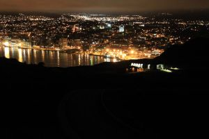 St. John's at night by Lady-Lilith0666