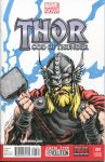 Thor God Of Thunder by nguy0699