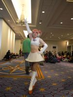 Ulala Cosplay by LunaStarsPhotography
