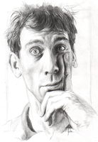 Hugh Laurie by Chaotic2