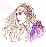 Princess of Gondolin by ForeverMedhok